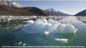 Record Shrinking of Greenland's Ice Sheet Raises Sea Levels