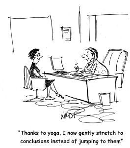 Yoga - one size fits all?