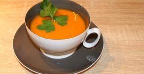 Soupe Potiron Carotte
