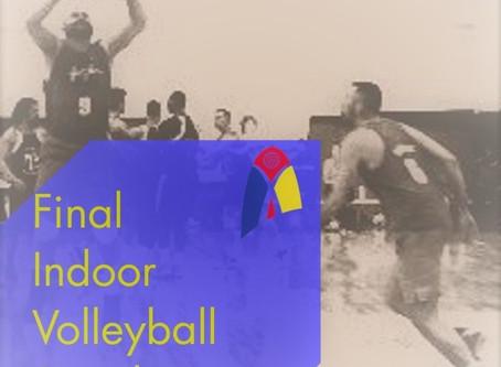 Team Saint Louis Indoor Volleyball Fall Final Standings
