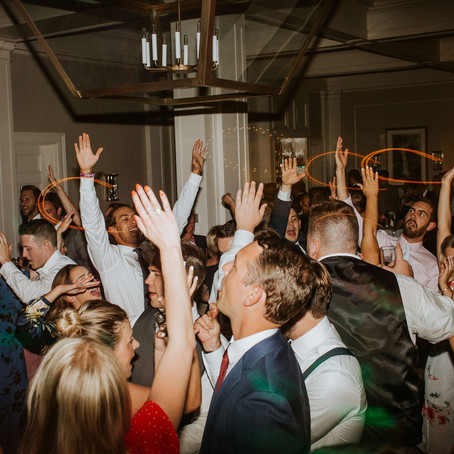 How To Hire A (Great) Wedding DJ