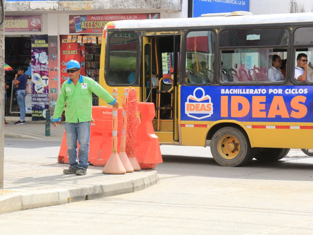 Sincelejo y Montería recibirán 52mil millones para mejora en transporte público.