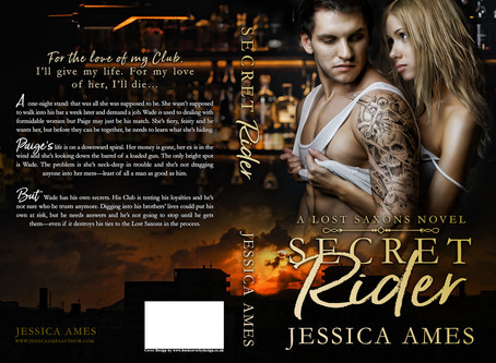 Secret cover reveal!