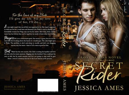 Secret cover reveal!