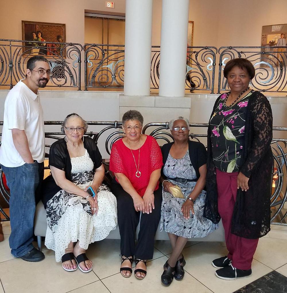 Program Committee: Craig Screven, Yvette Walker Dalton,  Andrea Walker Cummings, Bennie Kelley, Debra Richardson-Wood