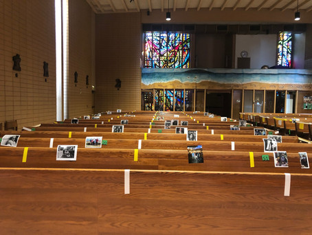 FÊTE DE LA TOUSSAINT Année Liturgique A Messe avec l'école St Sébastien