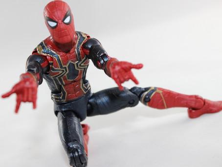 Marvel Legends Thanos BAF: Iron Spider (Infinity War)