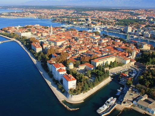 How to travel from Split to Zadar?
