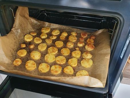 Geroosterde aardappelen (vetarm)