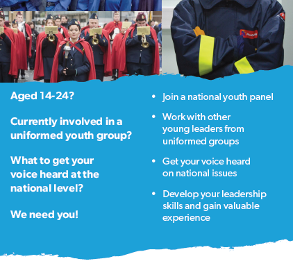 Young people needed for Youth United Panel!