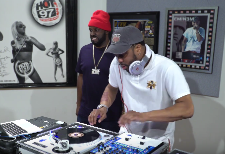 5 Minutes of Funk with Funkmaster Flex