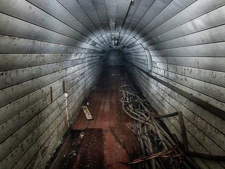 Il Bunker della Base Nato