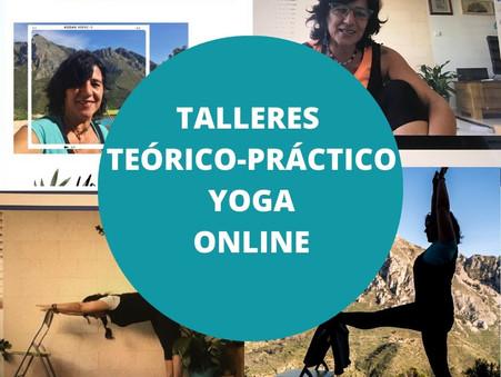 TALLERES TEÓRICO-PRÁCTICO ONLINE
