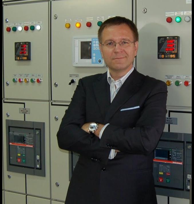 """Валерий Назаров, генеральный директор ГК """"Электронмаш"""""""