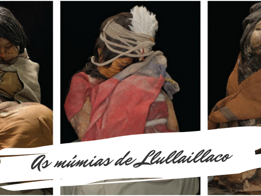 Preservadas por 500 anos, as múmias de Llullaillaco mostram como as crianças incas eram sacrificadas