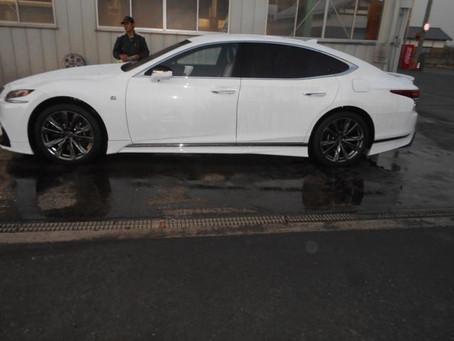 レクサス LS(新車)情報