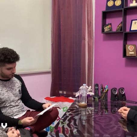 [ΑΠΟΚΛΕΙΣΤΙΚΟ] Ο Jay Kim Μιλάει στο K-pop World Greece και Μοιράζεται TIPS για τον χορό.