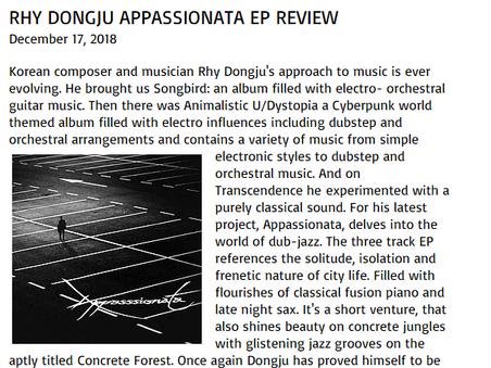Photogroupie reviewed Appasssionata