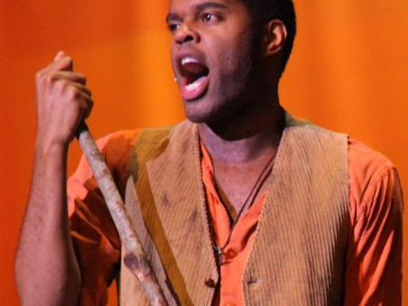 Broadway's De'Lon Grant the Featured Performer for AST's 2020 Bard Ball