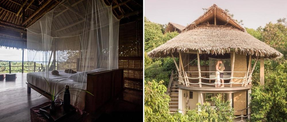 Où dormir près de Khao Phing Kan