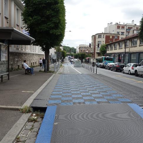 A Montreuil, les nouvelles pistes donnent des ailes aux cyclistes