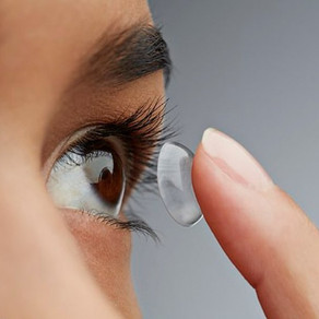 Можно ли носить контактные линзы в эпидемию Коронавируса