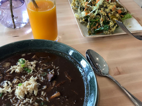 Eat Vegan in New Orleans
