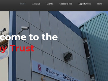 Launch of the new Selby Trust website!