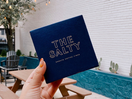 Introducing you to: 'THE SALTY'