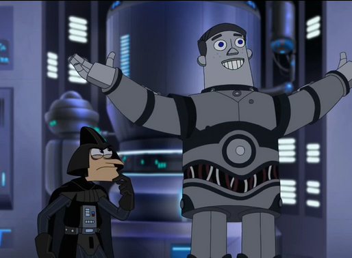 Phineas and Ferb: Star Wars is the Best Star Wars Parody (No, I'm Serious)