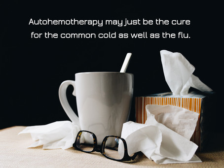 What would it be like to never again experience the full on symptoms of a Flu or Cold?