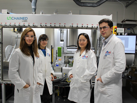 Sixfold Bioscience to collaborate with Imperial College London on an advanced therapies project