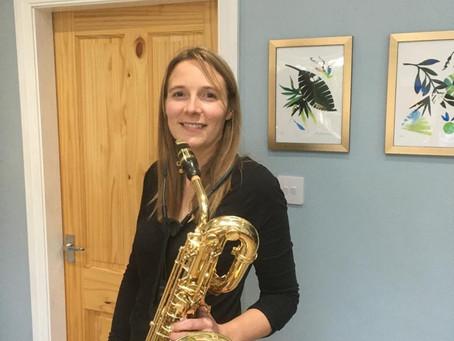 Every Band Needs a Baritone Saxophonist!