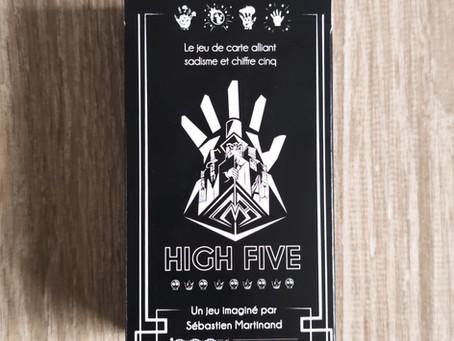 [ JEU D'AMBIANCE ] High Five