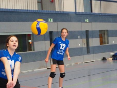 Weibliche Jugendmannschaften der Lechrain Volleys wollen weiter gewinnen