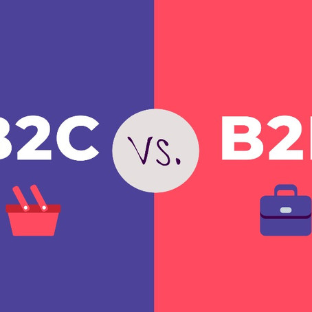 B2C vs. B2B fintech marketing