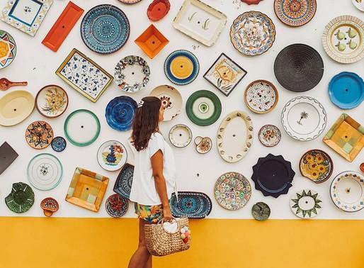 Portugees aardewerk Sagres