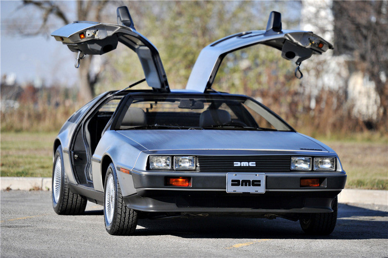 DeLorean DMC-12   Rock Auto Club