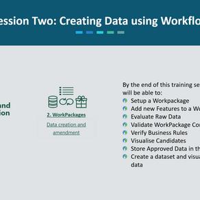 Stream 2 Session 2: Working with AIXM Workpackages - Now Available