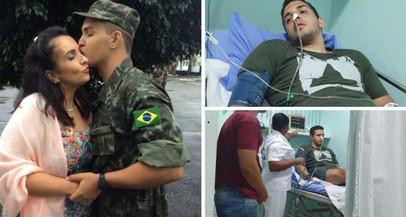 'O Exército matou meu filho': Sargento mineiro morre em quartel e mãe desabafa por justiça