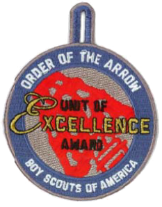 OA Unit of Excellence Award