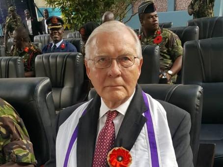 Poppy Day in Freetown