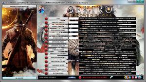 sekiro shadows die twice, Software, cloudend studio, galth, cheat, trainer, code, mod, software, steam, pc, youtube, tricks, engaños, トリック, 騙します, betrügen, trucchi, pokemon, dragon ball xenoverse, playerunknown's battlegrounds, fortnite, counter strike, ign, multiplayer.it, eurogamer, game source, final fantasy, dark souls, monster hunter world, nintendo, ps4, ps5, xbox, nba, blizzard, world of warcraft, twich, facebook, windows, rocket league, gta, gta 5, gta 6, call of duty, gamesradar, metacritic, collector edition, anime, manga, fifa, pes, f1, game, instagram, twitter, streaming, cheat happens, One Piece World Seeker, Naruto, dragon ball project z, dota, devil may cry 5, трюки, трюкинасамокате, трюки, tricher, カンニング竹山, カンニング, 사기, 사기샷, 사기꾼, 作弊 #騙子, 사기꾼, 사기꾼조심, 사기꾼들, betrüger, oszustwo, oszust, 1.04, 26/04/2019,
