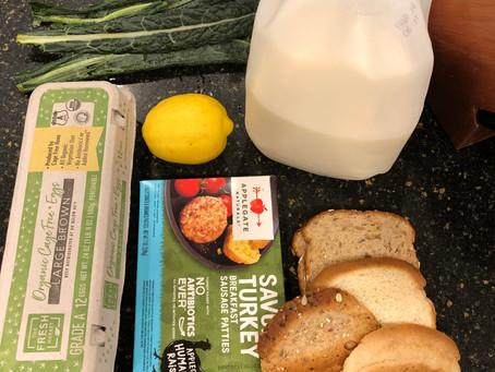 Easy Strata Recipe