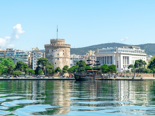 White Tower in Thessaloniki | The Symbol of the Bride of Thermaikos Gulf