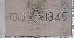 The community loses another historical Masonic temple in Princeton New Jersey