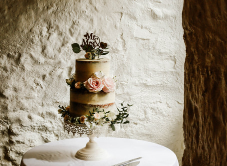 Coffee and Cake with Indulgence Catering