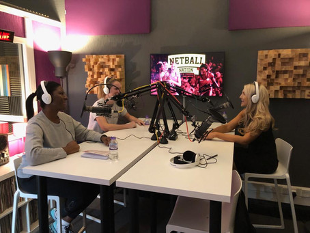 Netball Nation launches first ever netball podcast