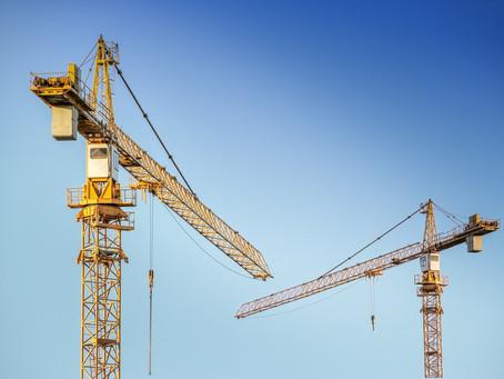 Tracking Construction Crane