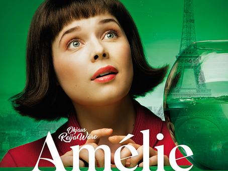 Turun teatteriviikonloppu 18.1.2020 - Amélie!